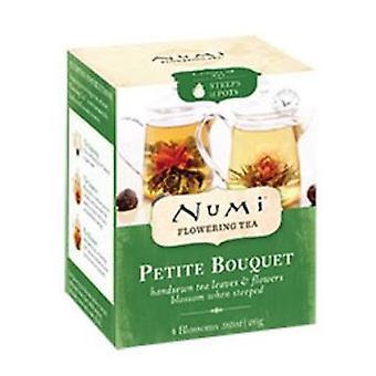 Numi Tea Petite Bouquet Assorted Flower Tea Sampler, 4 bags
