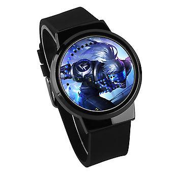 Impermeabil luminos LED Digital Touch Copii ceas - Arena de Valor #53
