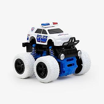 Children Toy Car Truck Inertia Suv Friction Power Vehicles Truck Model