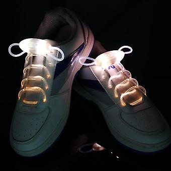 Fashion Led Luminous Shoelace, Glow In The Dark Améliorer la capacité manipulatrice