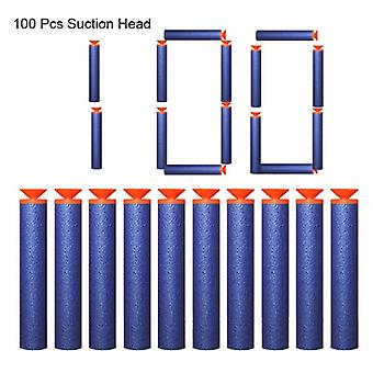 10-100pcs Refill Darts Bullets Soft Mega Foam Sniper Guns Darts Voor Nerf