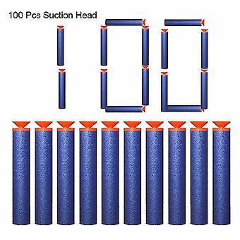 10-100kpl täyttö Darts Bullets Soft Mega Foam Sniper Guns Darts For Nerf