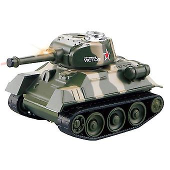 Super Mini Rc Tank, Tiger Electronic, Imitate Scale Remote & Radio Controlled