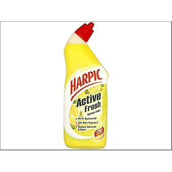 Reckitts Harpic Fresh Power Citrus 750ml Reckitts Harpic Fresh Power Citrus 750ml Reckitts Harpic Fresh Power Citrus 750ml Reck