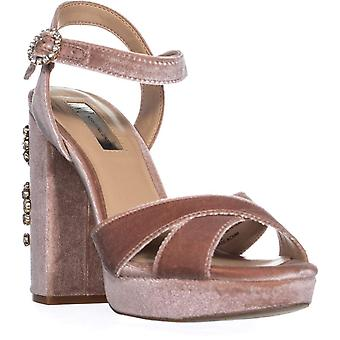 INC International Concepts Womens Rosarria Open Toe Special Occasion Strappy Sandals