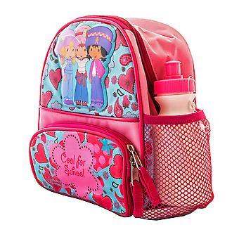 Strawberry Shortcake Girls Lunch Box Backpack, Water Bottle SB01229