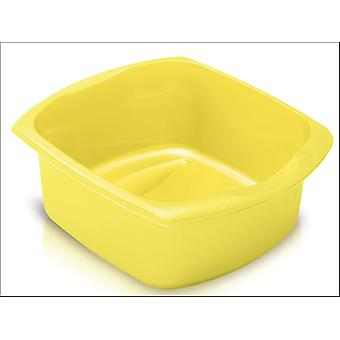 Addis Rectangular Bowl Yellow Large 509770