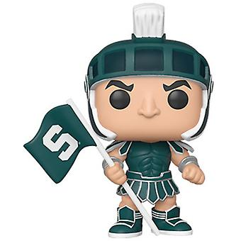 Michigan State - Sparty (Home Greek Army) VS import