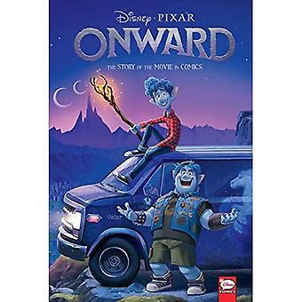 Disney/Pixar Onward: La historia de la película en cómics