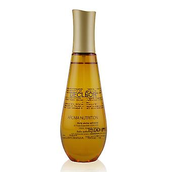 Aroma nutrition satin softening dry oil for body, face & hair for normal to dry skin 183819 100ml/3.3oz