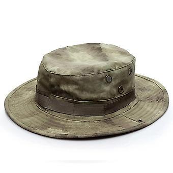 Militärische Armee Stil Hut für Outdoor-Sport, Angeln, Wandern, Camping