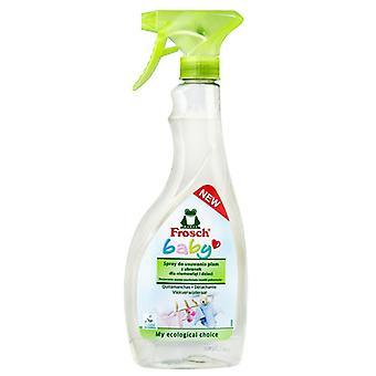 Frosch Odplamiacz Baby Spray Do Usuwania Plam Z Ubranek DzieciÄ™Cych 500ml