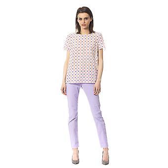Frankie Morello Women's Multicolored Jeans