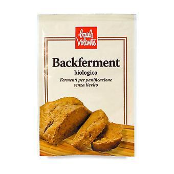 Backferment - hiivaton leivonta fermentoi Ei mitään