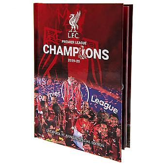 ليفربول إف سي بطل الدوري الإنجليزي الممتاز السنوي