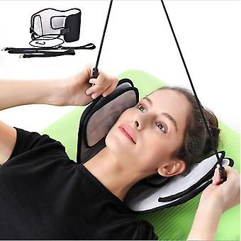 Neck Hammock Stretcher, Cervical Spine Stretch To Relieve Fatigue, Sling Pillow