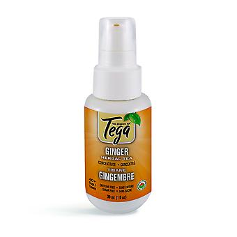 Organic Ginger Concentrate 30ml / 40+ Servings