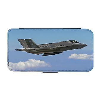F-35 Lightning II Jaktflygplan iPhone 12 Mini Plånboksfodral