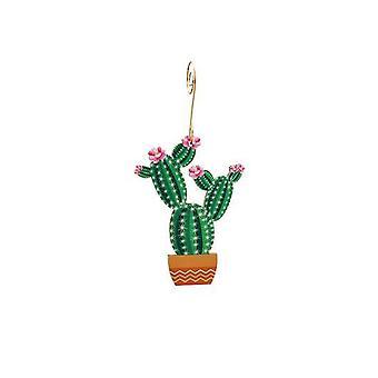 Kaktus Ornament #9909
