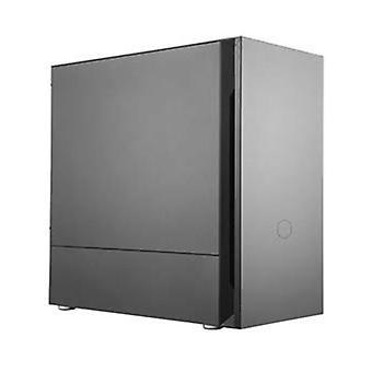 Coolermaster Silencio S400 Matx Case Black Steel Side Panel No Psu