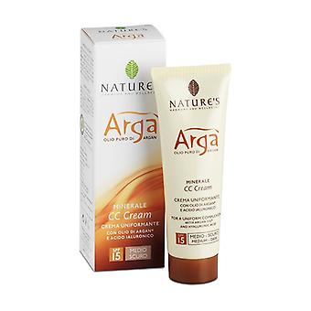 Argo Mineral CC Cream SPF15 50 ml of cream
