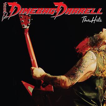 Dimebag Darrell - Hitz [Vinyl] USA import