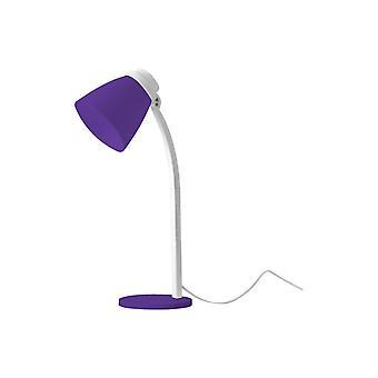 Office Purple Desk Lamp Led 3.5w