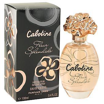 Fleur Splendide de Cabotine Eau De Toilette Spray por Parfums Gres 3.4 oz Eau De Toilette vaporizador