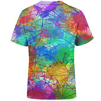 Summer Fashion Graffiti 3d T-shirts Pour &