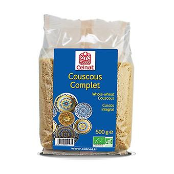 Couscous Integral Bio 500 g