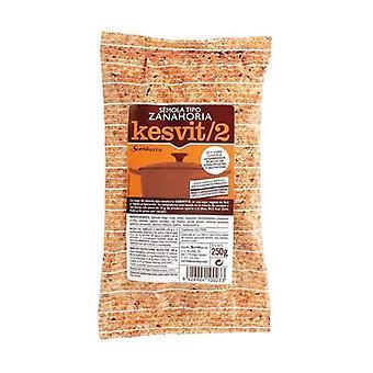 Kesvit/2 Carrot Semolina 250 g of powder