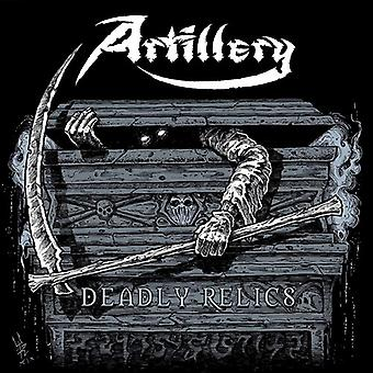 Artillery - Deadly Relics [Vinyl] USA import