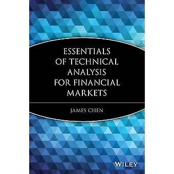 أساسيات التحليل الفني للأسواق المالية من قبل جيمس تشن