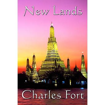New Lands by Charles Fort - 9781604591262 Book