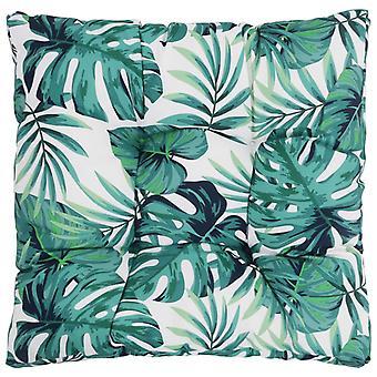 vidaXL arkusze poduszek do siedzenia ogrodu 60×60×10 cm tkaniny