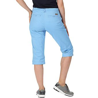 Regatta Damen Kimberly Walsh Maleena II Casual Capri Hose - Blue Skies
