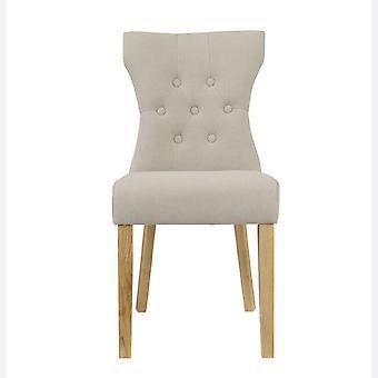 Nerro Chair Beige (Pack Of 2)