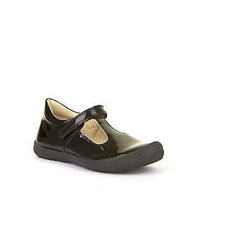 FRODDO Tbar Velcro School Shoe  With Bumper