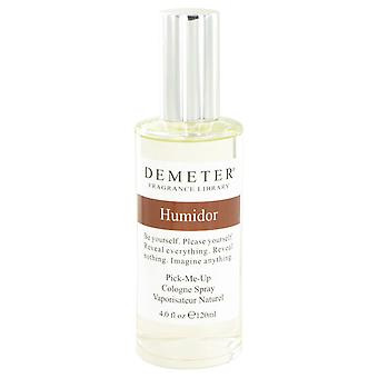 Demeter Humidor by Demeter Cologne Spray 4 oz