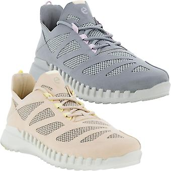 ECCO Womens ZipFlex Low Shock Thru Outdoor Trail Casual Trainers Sneakers