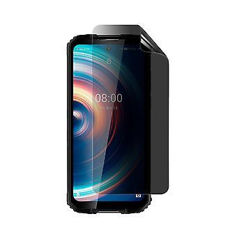 Celicious Privacy Plus 4-vejs Anti-Spy Filter Screen Protector Film kompatibel med Oukitel WP10