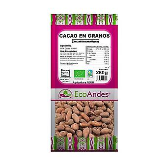 Cocoa beans 250 g
