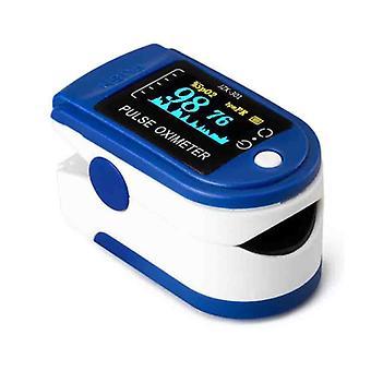 Oxymètre de clip de doigt, saturation en oxygène et détecteur de fréquence cardiaque