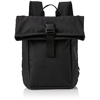 Bree Punch Style 92, Black, Backpack S - Unisex Adult Shoulder Bags, Schwarz (Black), 12x42x36 cm (B x H T)