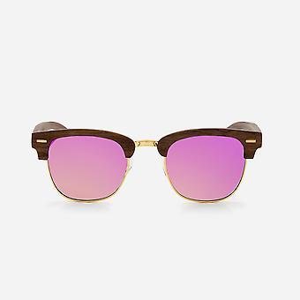 Cambium biarritz sunglasses - wooden frame