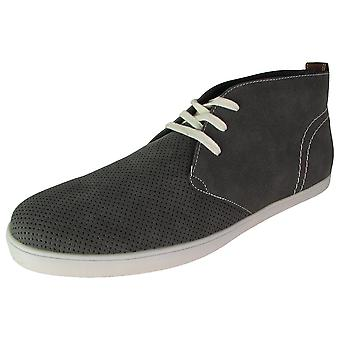 Madden By Steve Madden Mens Peter Perforated Chukka Boot Shoes