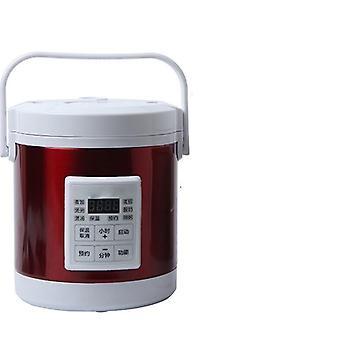 12v-24v طنجرة الأرز البسيطة، الكهربائية حساء عصيدة آلة الطبخ