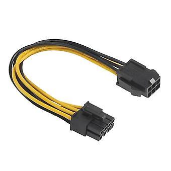 Akasa PCI-E to ATX12V Cable Adapter (AK-CB051)