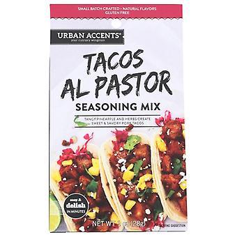 Urban Accents Seasoning Tacos Al Pastor, Case of 6 X 1 Oz