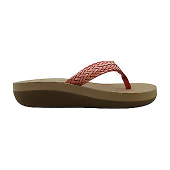 Volatile Seashore Girls' Toddler-Youth Sandal 13 M US Little Kid Coral